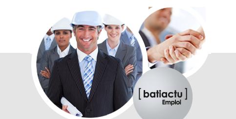 Services de recrutement de Batiactu Emploi